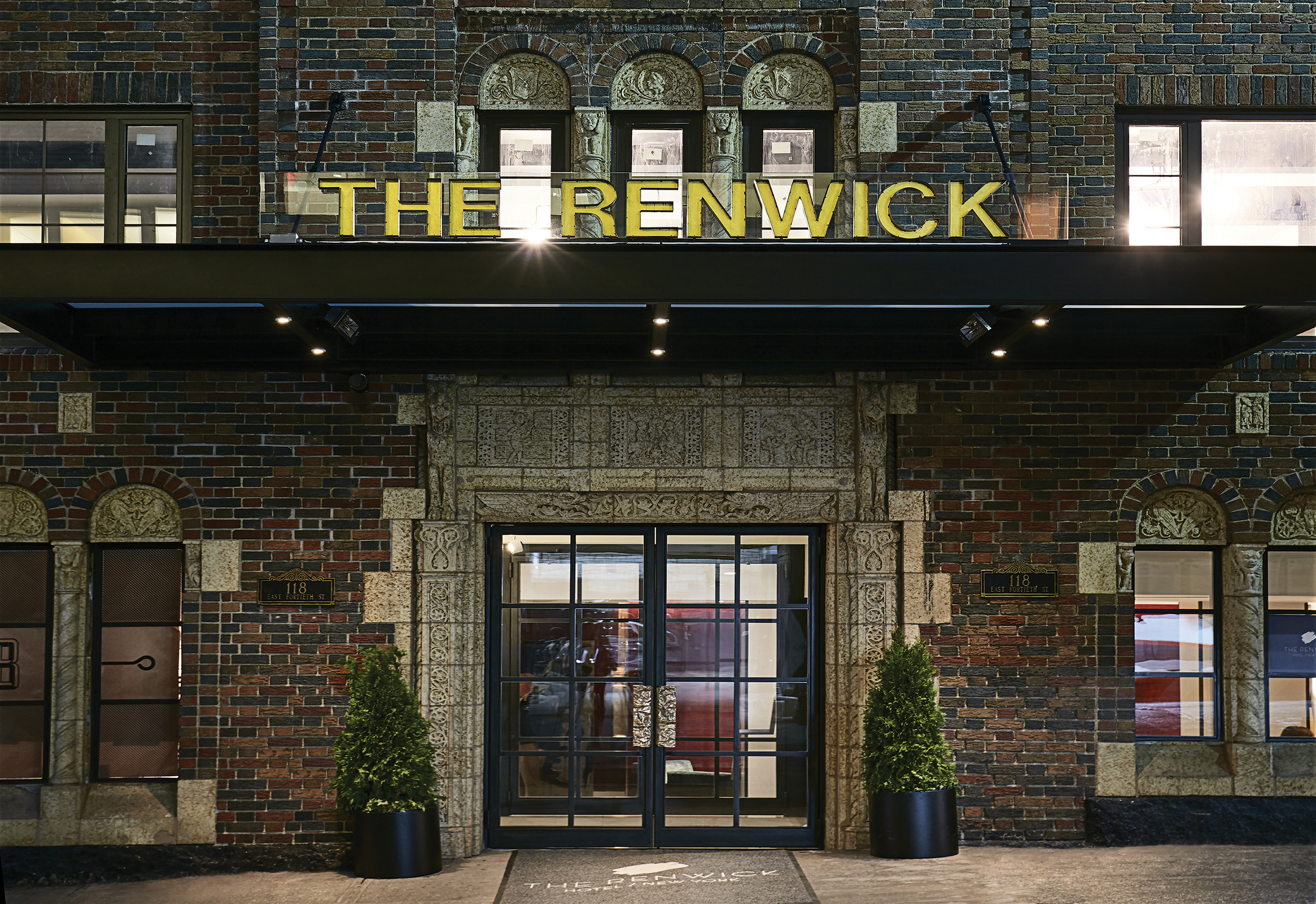 Hilton's Curio Collection Premieres in New York City with Art-Deco Renwick Hotel (Photo: Business Wire)