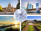 Hannover Region: located in the heart of Europe! (HMTG)(Photo: Business Wire)