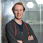 CTO Christopher Mueller (Photo credit: Arnold Poeschl)  (Photo: Business Wire)