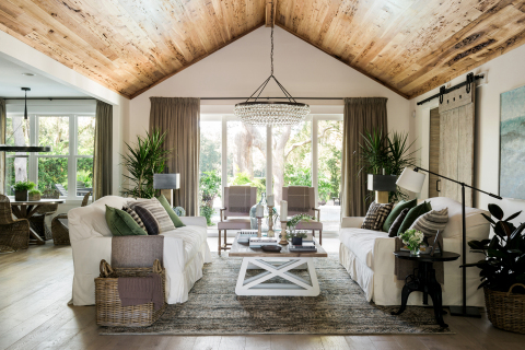 Wayfair partners with HGTV® to furnish this year's HGTV Dream Home for the first time. (Photo: Busin ...