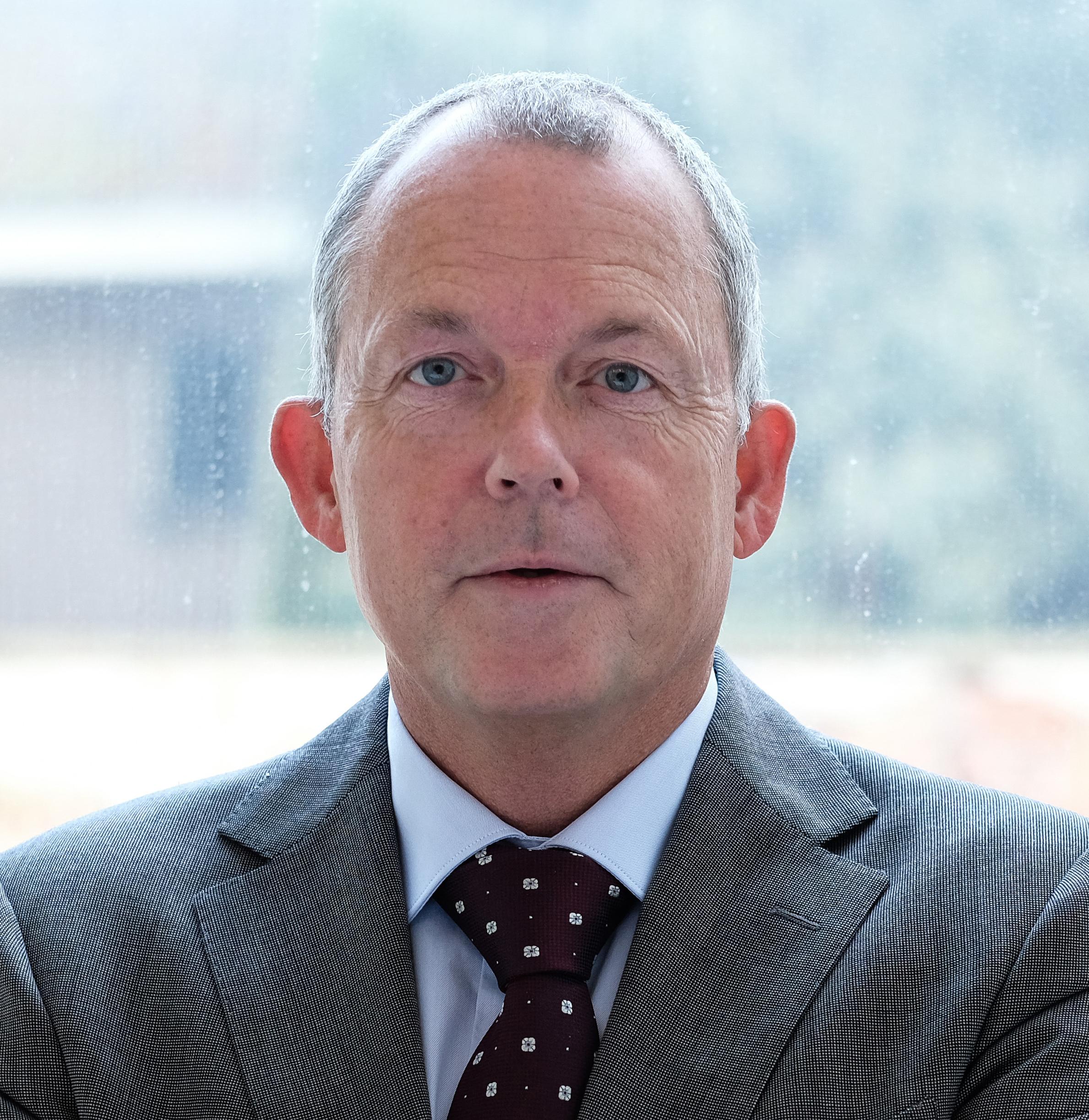 Marco Bruines - CEO Leyard EMEA (Photo: Business Wire)
