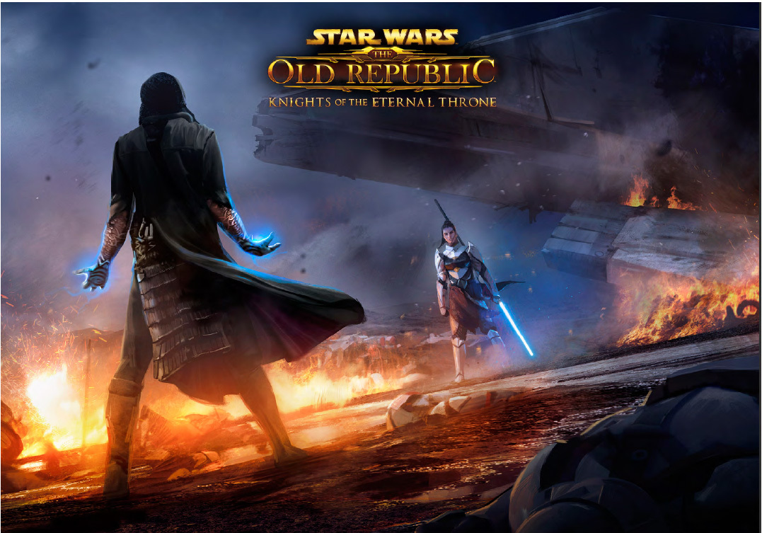 Rule The Galaxy With Star Wars The Old Republic Knights Of The