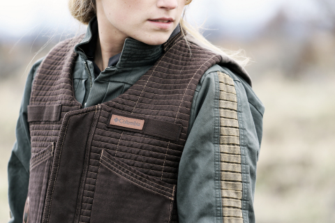 Inspired by the key character in Rogue One: A Star Wars Story, the Jyn Erso Rebel Jacket features exceptional details. (Photo: Business Wire)