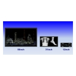 Newly developed liquid crystal panel (Graphic: Business Wire)