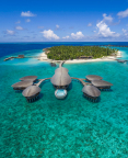 The St. Regis Maldives Vommuli Resort (Photo: Business Wire)