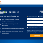 JetBlue Offers Customers Generous Program to Earn TrueBlue Loyalty Points for Shopping on Amazon (Graphic: Business Wire)