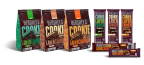 Hershey's Cookie Layer Crunch Bar – The Treat with an Intersection of Flavors and Textures – Finally Hits Store Shelves (Photo: Business Wire)