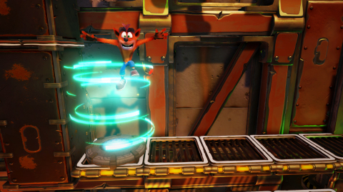 The Crash Bandicoot® N. Sane Trilogy lets players spin, jump and wump as they take on the epic challenges and adventures from the fully remastered Crash games that started it all: Crash Bandicoot®, Crash Bandicoot® 2: Cortex Strikes Back and Crash Bandicoot®: Warped. (Photo: Business Wire)