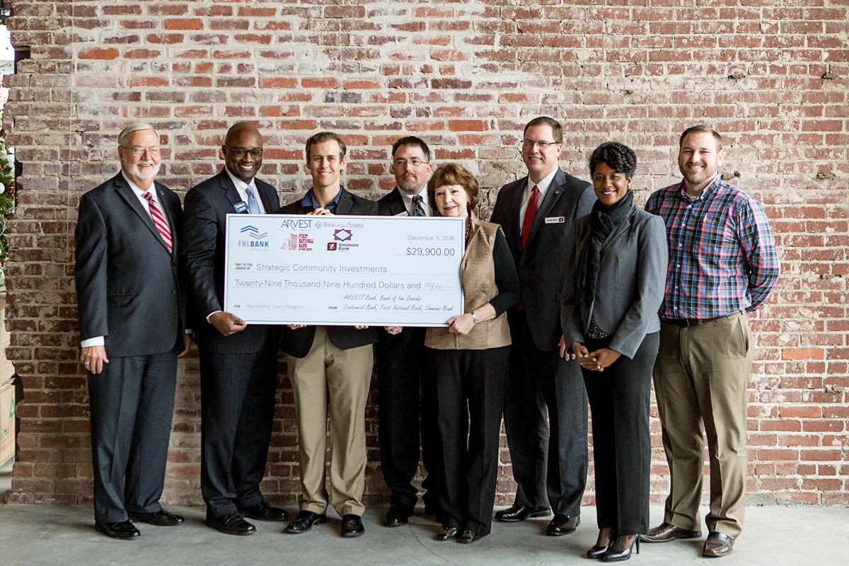 Six Banks Collaborate to Award $29K in Grant Funds to Revitalize