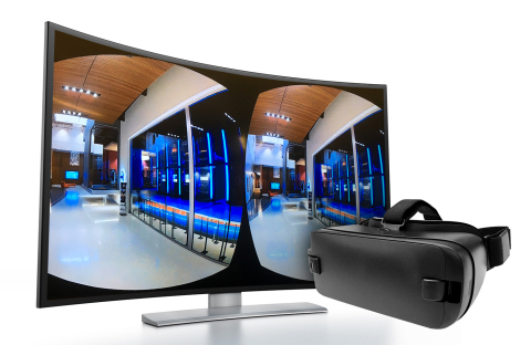 RagingWire's new 'Real Life 3D' virtual reality tour and 360-degree web application allow you to exp ...
