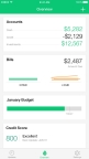 Bill pay in Mint app (Graphic: Business Wire)