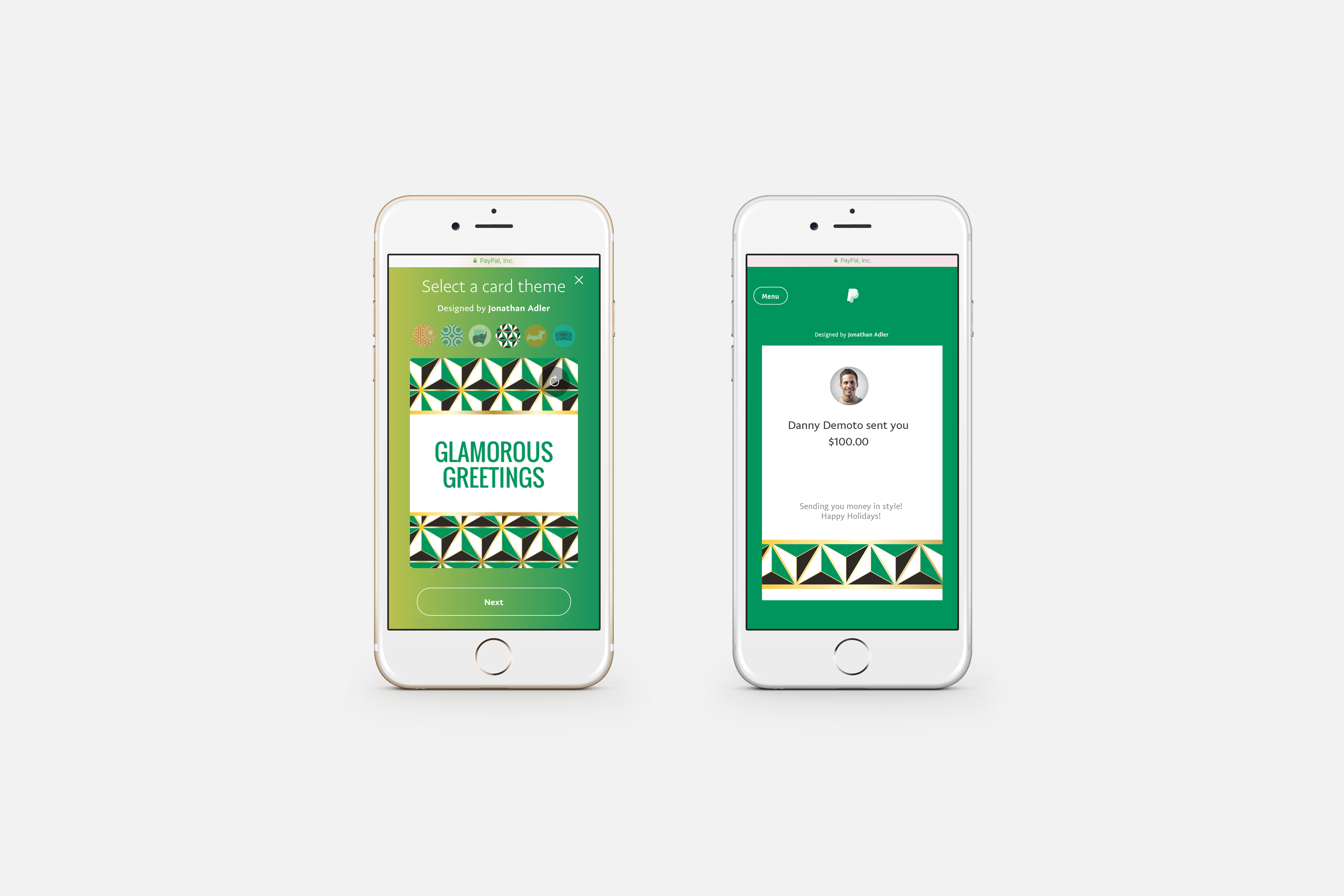 Send Money in Style with PayPal and Jonathan Adler This Holiday ...