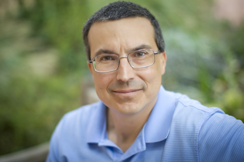 Charles Perou, Ph.D., winner of the 2016 Brinker Award for Scientific Distinction in Basic Science (Photo: Business Wire)