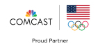 Comcast Corporation and the United States Olympic Committee announced today that Comcast has signed an agreement to serve as an Official Partner of the USOC through 2020, which includes the 2018 Olympic and Paralympic Winter Games in PyeongChang, South Korea, and the 2020 Games in Tokyo. (Graphic: Business Wire)
