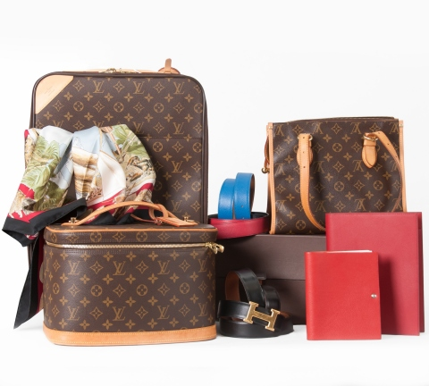 Miss Black Friday or Cyber Monday? Shop Auction Tuesday! Abell Auction Company offers luxury goods from famous designers for that special someone. (Photo: Business Wire)