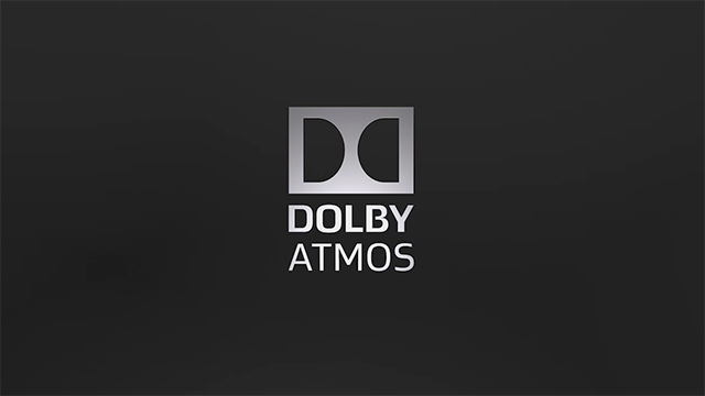 Dolby Atmos delivers moving audio--sound that can be precisely placed and moved anywhere in three-dimensional space, including overhead. It brings entertainment alive all around the audience in a powerfully immersive and emotive experience.