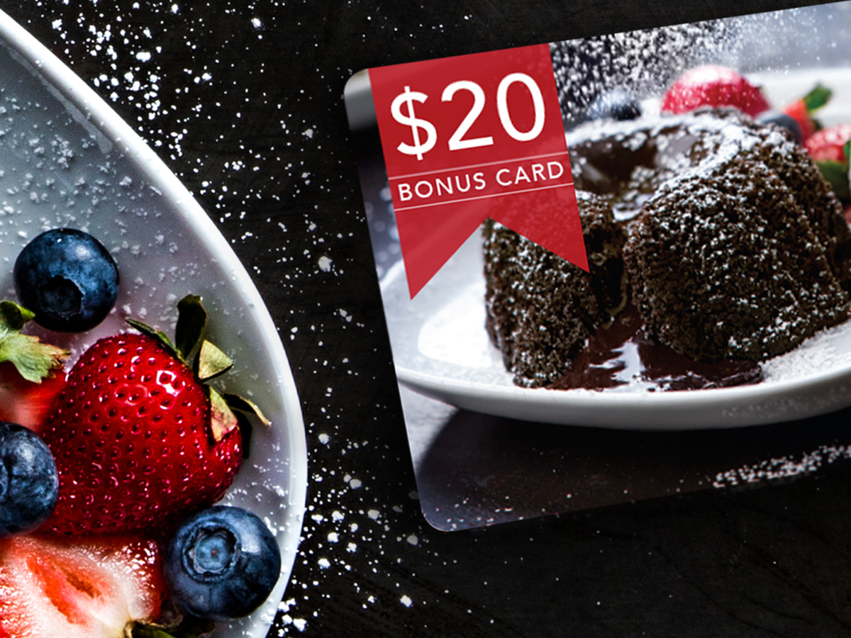 P.F. Chang's Holiday Gift Card Offers Generous Rewards | Business Wire