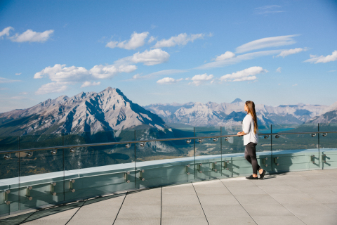 Breathtaking 360-degree, 8,000 SF Rooftop Observation Deck (Photo: Business Wire)