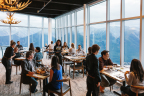 Sky Bistro: Mountaintop Dining 2,900 Ft. Above Banff (Photo: Business Wire)