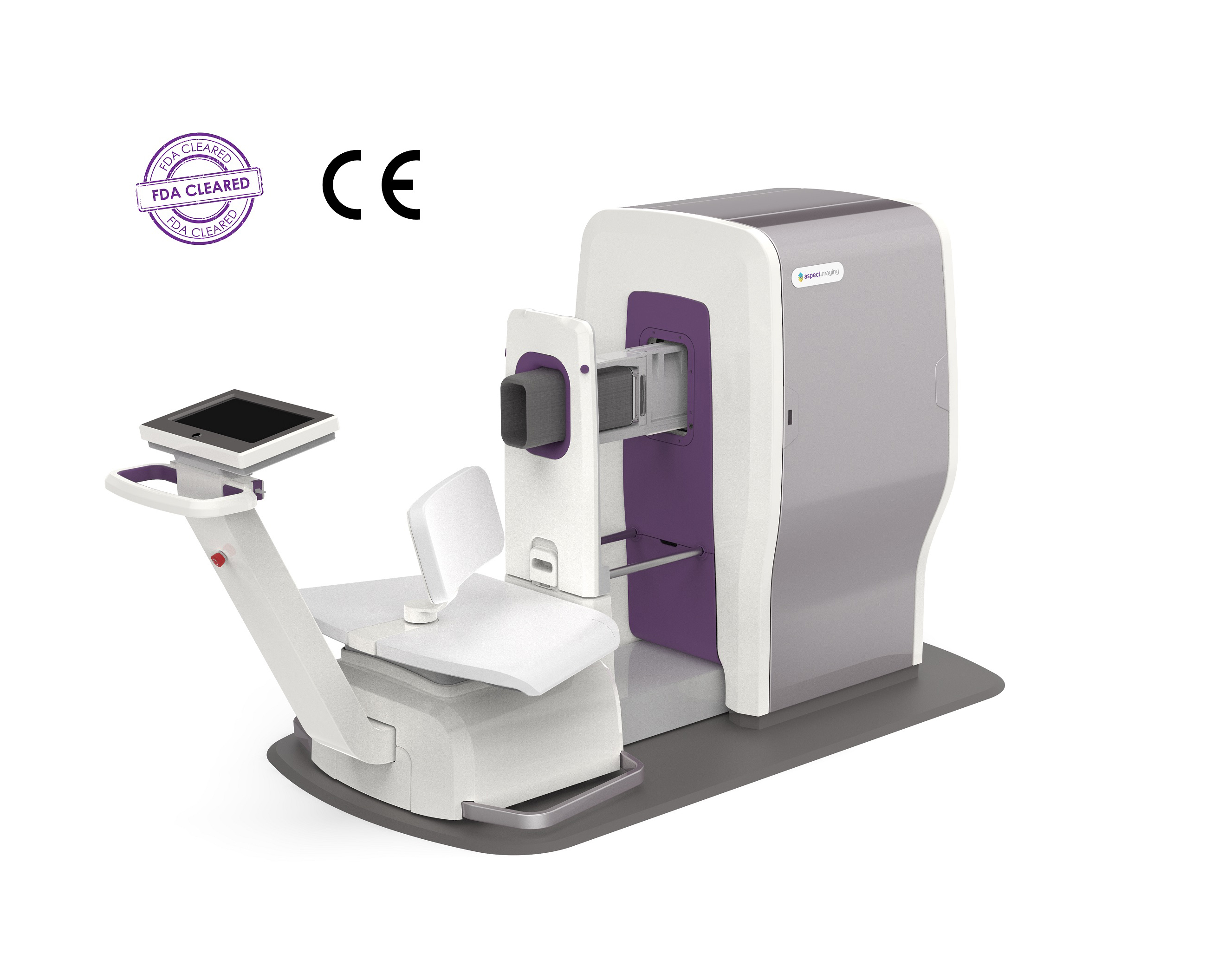 The WristView™ Hand and Wrist MRI System (Photo: Business Wire)