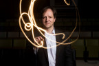 Professor Harald Haas, co-founder and CSO, pureLiFi (Photo: Business Wire)
