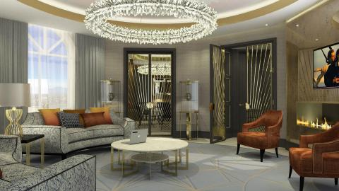 The Alexander, a Luxury Collection Hotel, Yerevan - Presidential Suite (Photo: Business Wire)