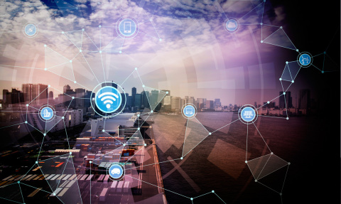 """Leveraging CompuCom's Internet of Things (IoT) solutions, the new headquarters office is being designed as a leading """"smart building"""" in South Carolina, using IoT to connect, automate and control all electronic systems and devices within the building. (Photo: Business Wire)"""