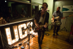 The Mowgli's at UGG Offstage in Los Angeles (Courtesy of UGG)