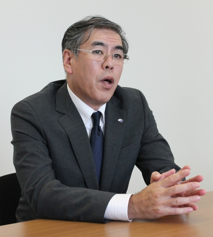 LINTEC Corporation, Executive Officer, Sumio Morimoto, General Manager, Printing & Variable Information Products Operations, Business Administration Div. (Photo: Business Wire)