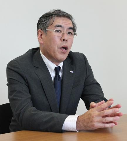 LINTEC Corporation, Executive Officer, Sumio Morimoto, General Manager, Printing & Variable Informat ...