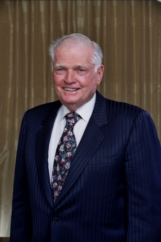 Eric Michael Hilton, 1933-2016. (Photo: Business Wire)