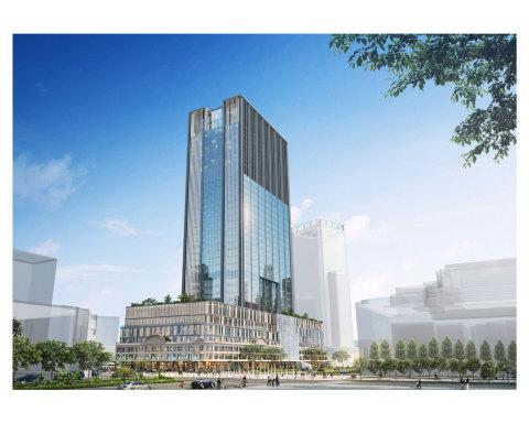 Rendition of The Okura Prestige Saigon (Photo: Business Wire)