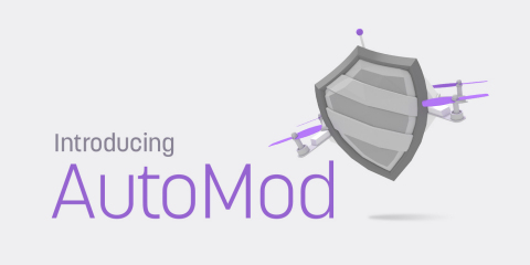 Twitch unveils AutoMod, a new moderation tool for its broadcasters to use in chat to help create a more positive experience for themselves and their communities (Graphic: Business Wire)