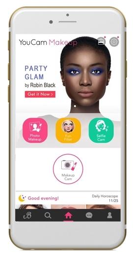 YouCam Makeup Debuts Guest Editor, Award-Winning Makeup Artist Robin Black | Business Wire