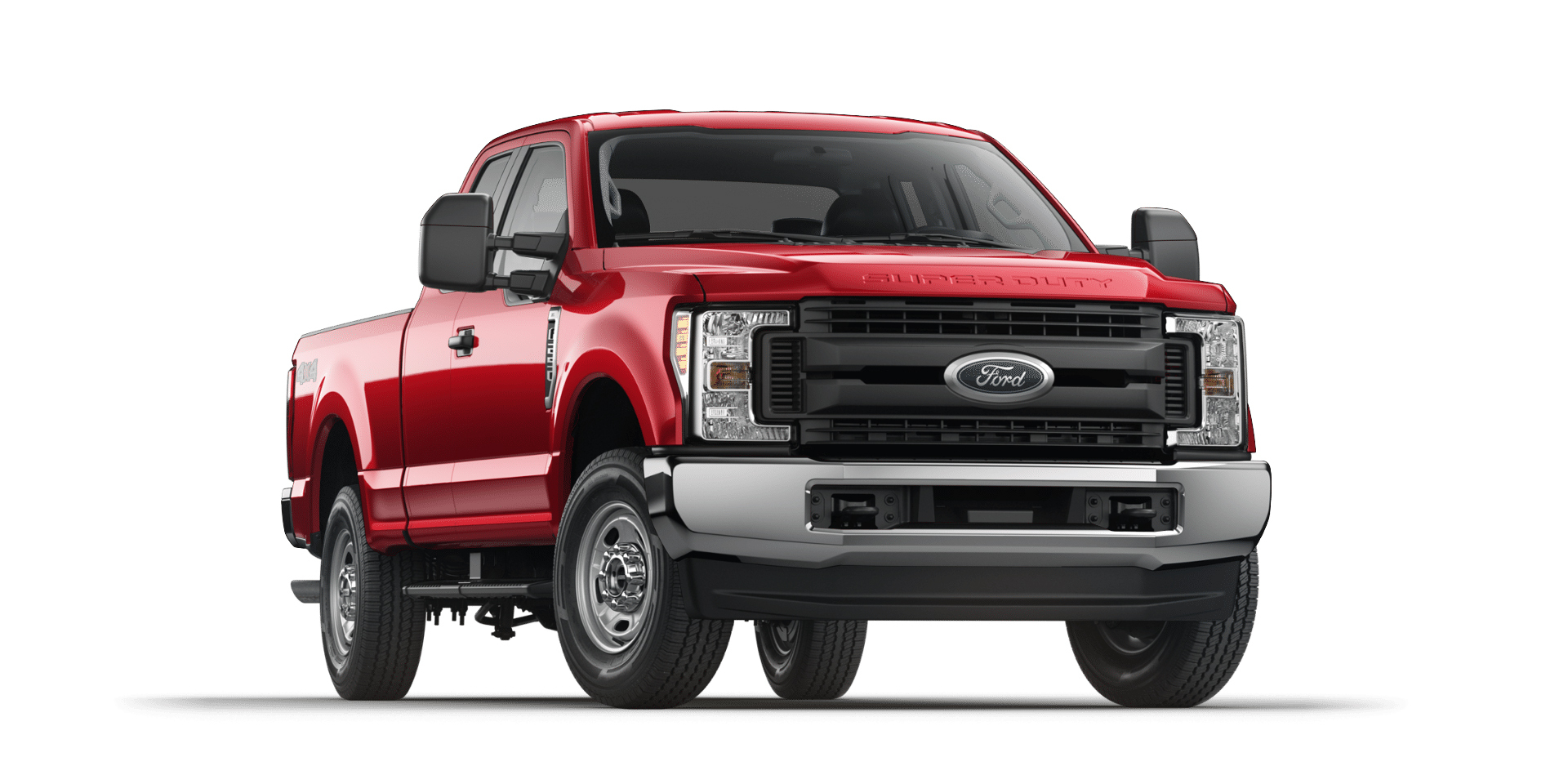 Real World Heavy Duty Truck Customers Design Dream All New 2017 Ford Super For Vocational Fleets Business Wire