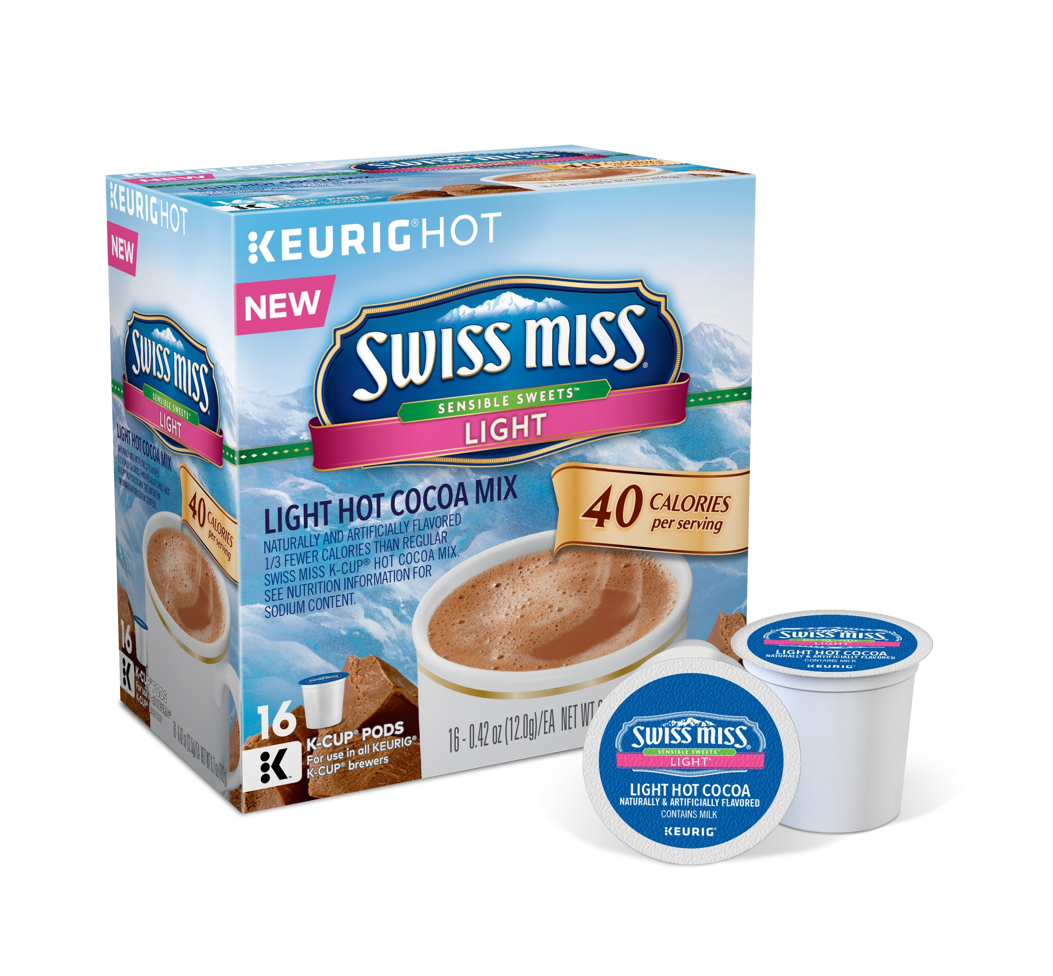Keurig Hot Chocolate Calories