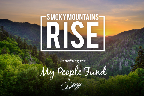 All DISH customers will have access to Smoky Mountains Rise: A Benefit for the My People Fund on 12/ ...