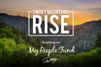 All DISH customers will have access to Smoky Mountains Rise: A Benefit for the My People Fund on 12/13 at 8:00 pm ET. (Graphic: Business Wire)