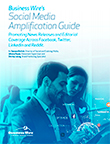 Social Media Amplification Guide (Document: Business Wire)