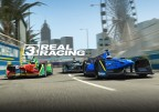 EA and Real Racing 3 Team Up with Formula E (Graphic: Business Wire)