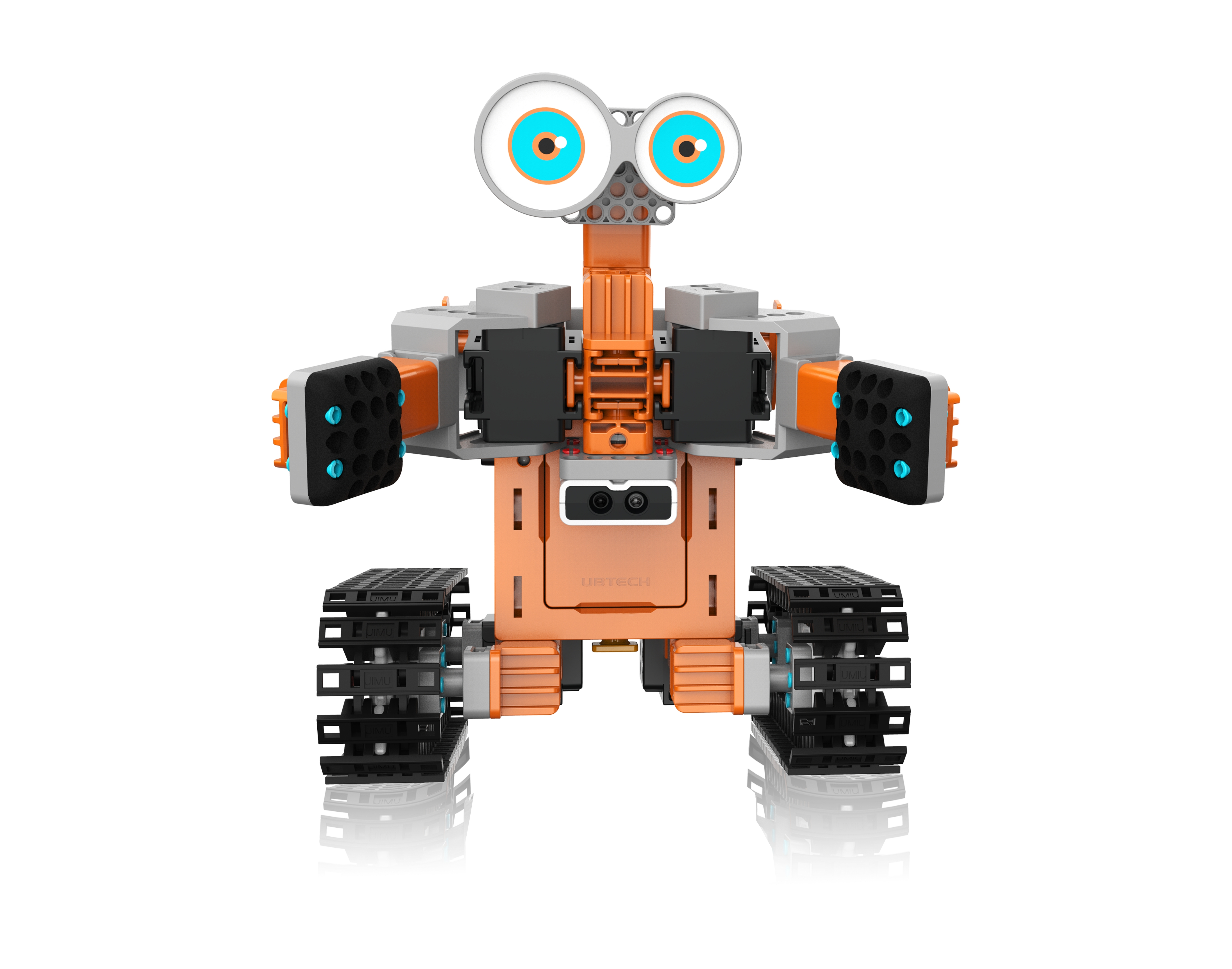 Ubtech Introduces Tankbot The First Jimu Robot That Runs On Treads Alpha 1s Humanoid Is An Exciting New Addition To Family Kids Are Going Love Said John Rhee General Manager North America
