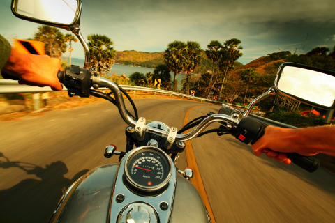 Biker Summer 2016: Most bikers travel several thousand kilometres every year (Photo: Business Wire)