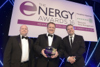 FridgeWize's revolutionary Q Blade takes home the 2016 International Energy Awards' top honor of Energy Efficient Product of the Year, HVAC&R, beating notable renewable energy giants including Samsung and Toshiba. (Photo: Business Wire)