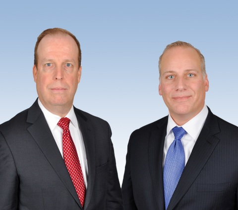 Aristotle Atlantic: Lead Portfolio Manager, Owen Fitzpatrick, CFA (left) and Chief Investment Officer, Joseph Benevento (right) (Photo: Business Wire)