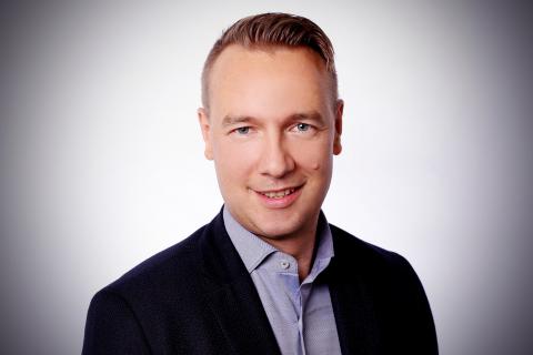 Patric Berger, vicepresidente del territorio sur de la región de EMEA (Photo: Business Wire)