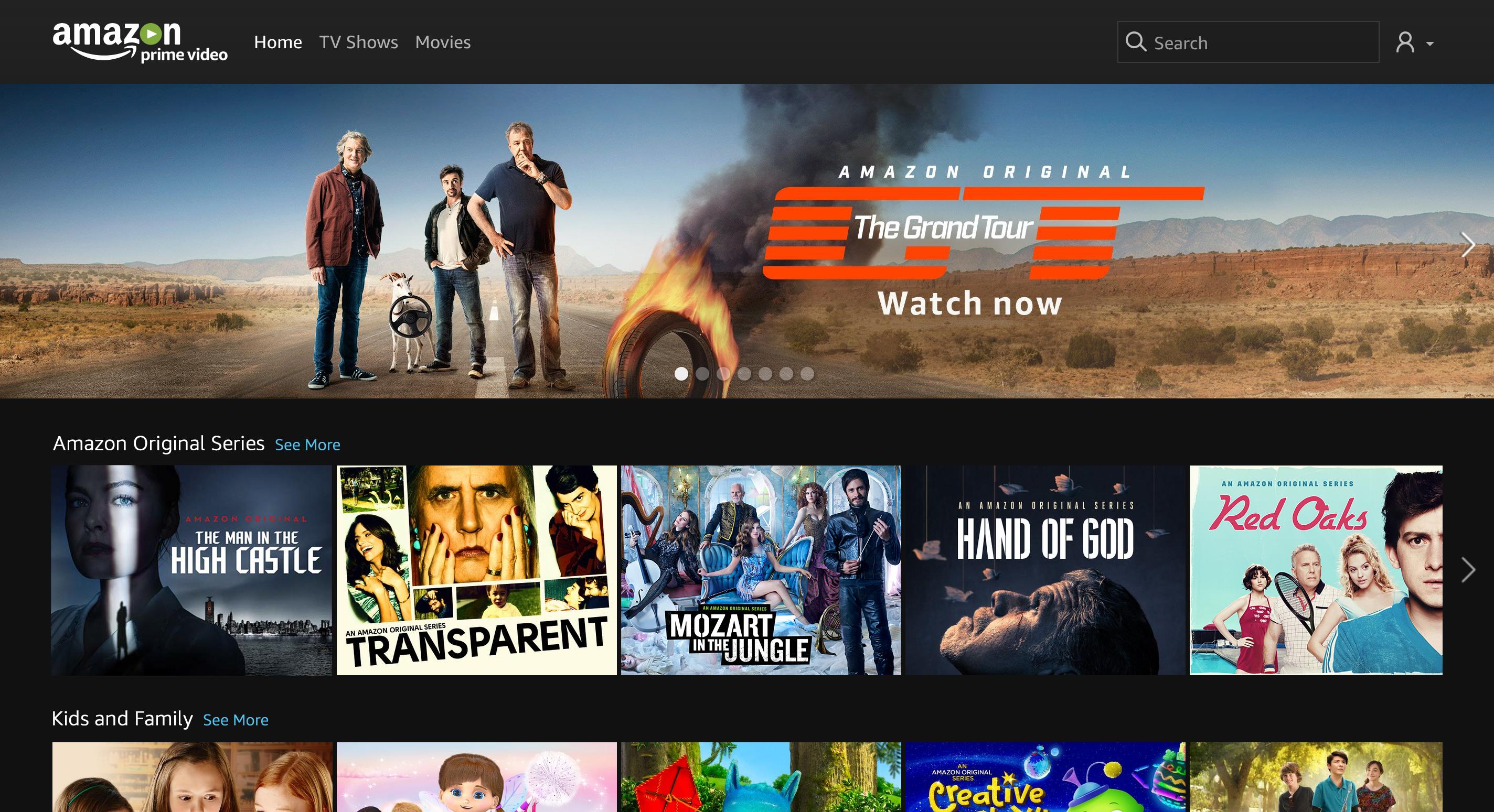 Amazon Prime Video ora disponibile in oltre 200 Paesi e Territori nel mondo  | Business Wire
