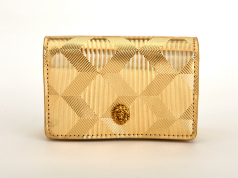 Find incredible gifts for last-minute holiday shopping at Macy's; Anne Klein Gold Clutch, $48 (Photo ...