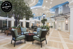 Market Street Memory Care Residence Nominated for the 2016 Senior Housing News Architecture and Design Awards. (Photo: Business Wire)