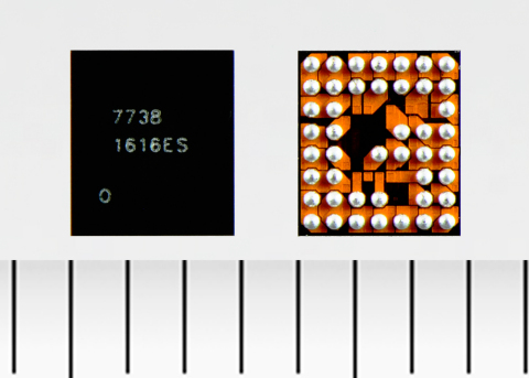 """Toshiba: a multi-function system power IC """"TC7738WBG"""" suitable for a power supply of the SSD compone ..."""
