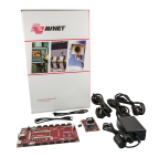 Avnet's complete UltraZed-EG Starter Kit featuring UltraZed-EG SOM and UltraZed IO Carrier Card (Photo: Business Wire)